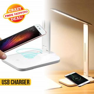 USB Multifunctional LED Desk Lamp