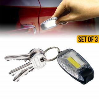 Zoom Tac COB Key Chain Flashlight